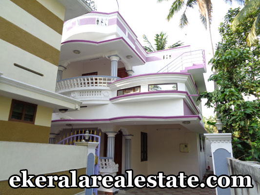 real estate in trivandrum new house villas sale at Maruthoorkadavu trivandrum kerala