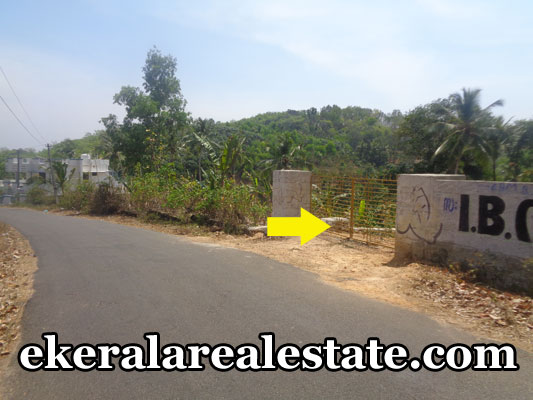 Residential house plot for sale at Thachottukavu peyad Trivandrum real estate kerala Thachottukavu peyad trivandrum properties