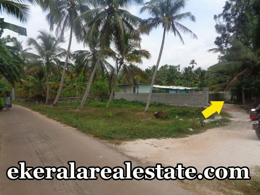 Residential house plot for sale at Pangappara Kariavattom Trivandrum real estate kerala Pangappara Kariavattom trivandrum properties