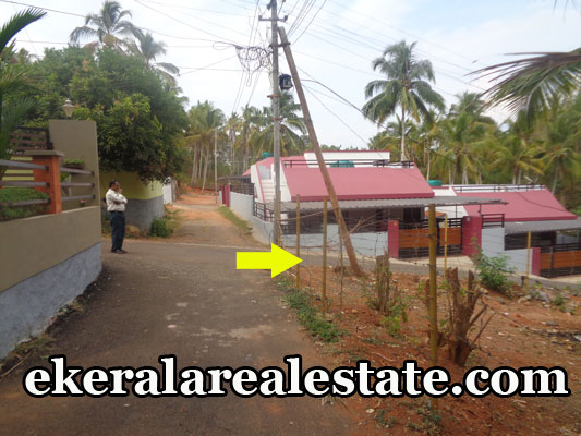 Residential house plot for sale at Thiruvallam Vandithadam Trivandrum real estate kerala Thiruvallam Vandithadam trivandrum properties