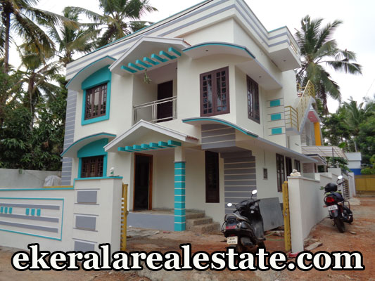 new house for sale at Vattiyoorkavu Panakkara real estate trivandrum kerala Vattiyoorkavu Panakkara properties trivandrum