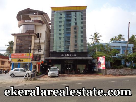 Trivandrum commercial building for sale at Kesavadasapuram real estate trivandrum kerala properties
