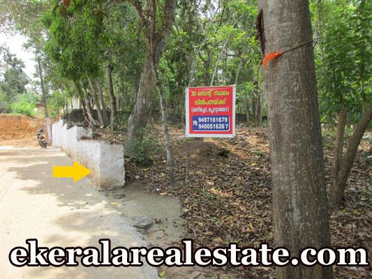 Pravachambalam Near Manalivila Devi real estate property sale 30 cents land house plots sale at Pravachambalam Near Manalivila Devi trivandrum kerala