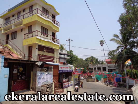shop with building sale at Thamalam Poojappura trivandrum real estate kerala properties Thamalam Poojappura