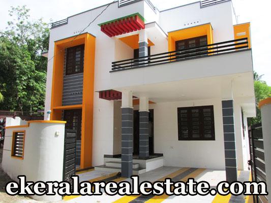 Pappanamcode Vellayani Studio Road Trivandrum house for sale at Pappanamcode Vellayani real estate properties