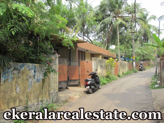 old house and land for sale at Near Technopark Kariavattom Trivandrum real estate kerala trivandrum