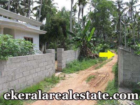residential land plot for sale at Kaniyapuram Trivandrum Near Powrgrid Andoorkonam Route real estate kerala properties