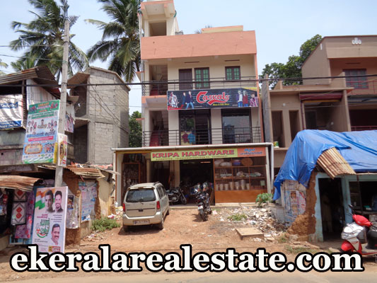 commercial building for sale at Kunnapuzha Tirumala kerala trivandrum properties Kunnapuzha Tirumala