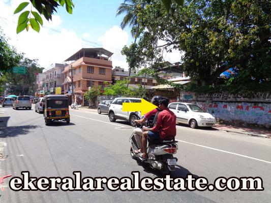 Land and House Sale at Kumarapuram Junction Kims Road Trivandrum Real estate Properties Kerala