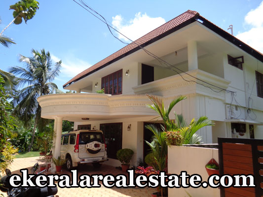 4 bhk house for sale at Near Paruthippara Parottukonam Chempaka School Trivandrum real estate kerala trivandrum