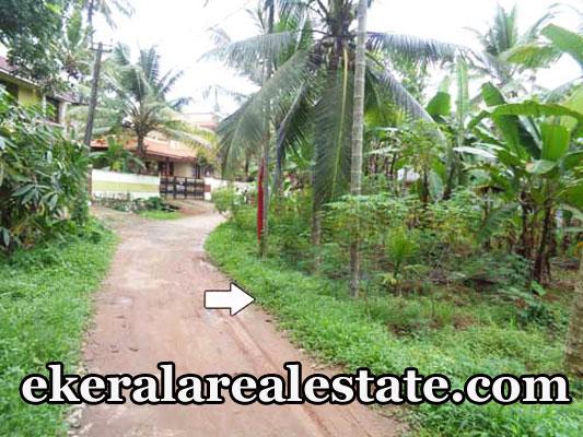 road frontage house plot sale at Enikkara Peroorkada Trivandrum Peroorkada real estate kerala trivandrum