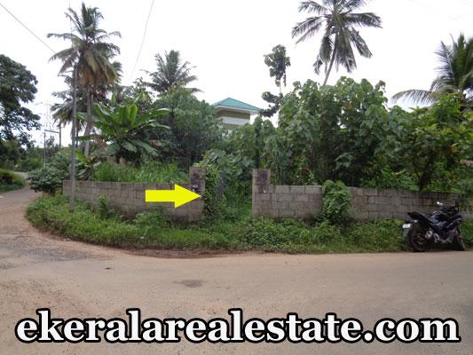 lorry access plot for sale at Mukkola Mannanthala Trivandrum Mukkola Real Estate properties kerala