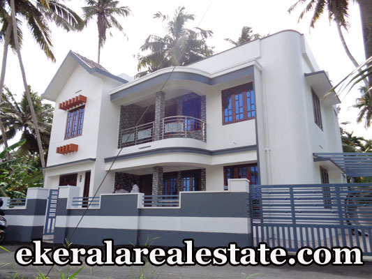 1.20 crore 4 bhk house for sale Thoppil Lane Ulloor Medical College Near SUT Royal Hospital Trivandrum Kerala real estate