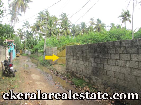 lorry access Residential Land Plots Sale at Kamaleswaram Manacaud Trivandrum Kamaleswaram Real Estate