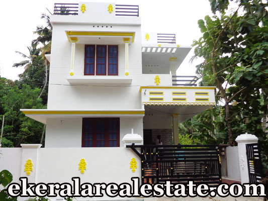55 lakhs 4 bhk house for sale at Poojappura Mudavanmugal Near St Mary's School Trivandrum Kerala house sale