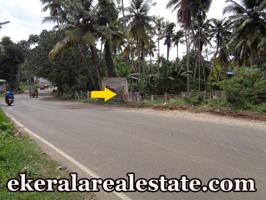 Nedumangad Trivandrum 10 cent house plot for sale kerala properties land sale Nedumangad Trivandrum