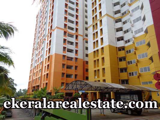 Semi Furnished 3Bhk Flat For Urgent Sale at Menamkulam Kazhakuttom Trivandrum kerala