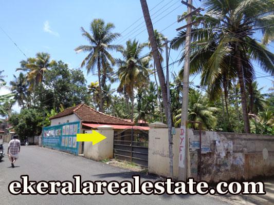 20 lakhs per cent residentia;l plot for sale at Manacaud Mukkolakkal MLA Road Manacaud real estate Manacaud Mukkolakkal MLA Road Manacaud