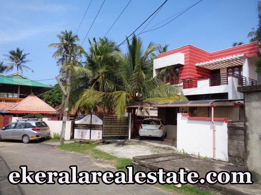 Land with 2 storied House at Vallakadavu Enchakkal Trivandrum Properties Kerala real estate kerala