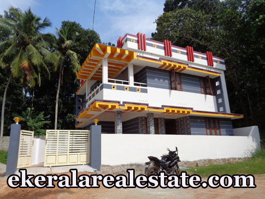 60 lakhs 4 bhk house for sale at Thachottukavu Peyad real estate kerala trivandrum