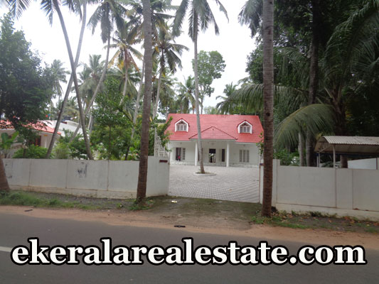 Posh House 28 Cents 2700 Sqft Sale at Pulluvila Poovar Vizhinjam Trivandrum Poovar Real Estate