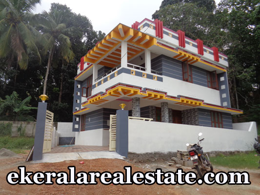 urgent sale new house for sale at Thachottukavu Peyad real estate kerala trivandrum