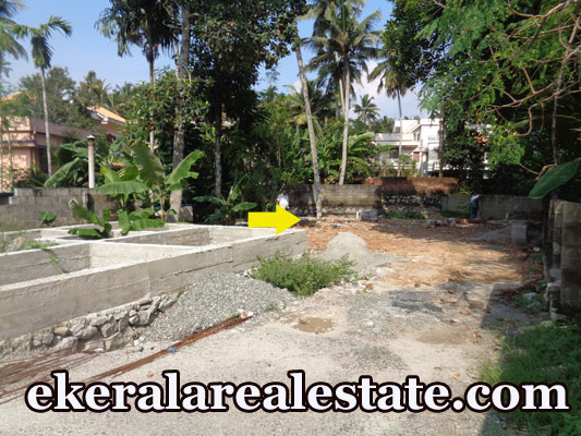 8 lakhs per Cent land for sale at PTP Nagar Arappura Vattiyoorkavu Trivandrum real estate kerala