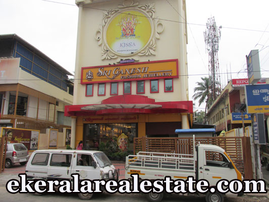 6 floor shopping complex for sale at Aryasala Chalai real estate kerala trivandrum Aryasala Chalai
