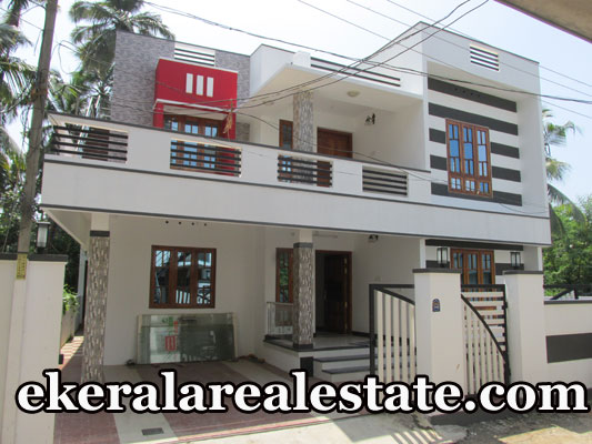 new house for sale at Paravankunnu Manacaud Trivandrum real estate kerala trivandrum