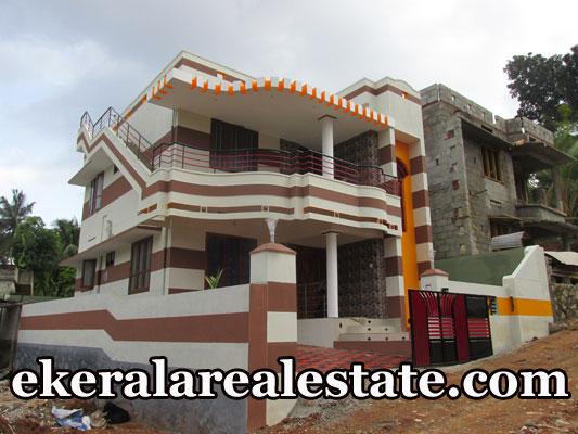 3 bhk house for sale at Moonnamoodu Vattiyoorkavu Trivandrum real estate properties sale