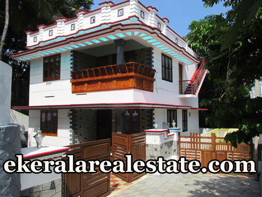 4.25 cent land and 1800 sq.ft house for sale at Thachottukavu Trivandrum real estate kerala trivandrum