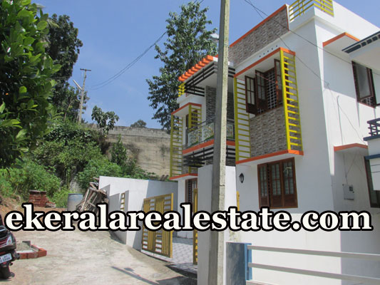 new house for sale at Kunnapuzha Thirumala Trivandrum real estate kerala properties sale
