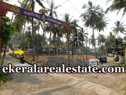 real estate land plot for sale at Paruthippara Nalanchira Trivandrum Nalanchira real estate kerala