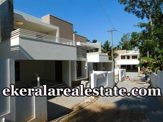 95 lakhs 4 bhk new villa for sale at Mukkola Mannanthala Trivandrum Mannanthala real estate kerala