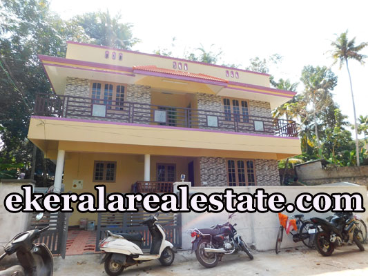 60 lakhs house for sale at Nettayam Vattiyoorkavu Trivandrum Nettayam real estate kerala