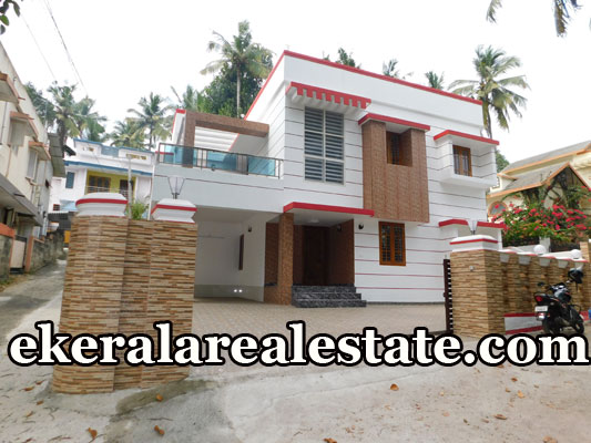2.20 Crore house for sale at Kuravankonam Kowdiar Trivandrum Kowdiar real estate properties sale