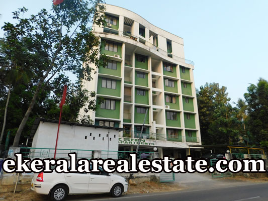 main road frontage apartment for sale at Mannamoola Peroorkada Trivandrum Peroorkada real estate properties sale