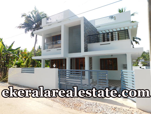 5 Cent land and 3 bhk house for sale at Maruthankuzhi Sasthamangalam Trivandrum real estate properties sale