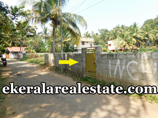 Below 5.5 Lakhs Per Cent  land for Sale at Mudavanmugal Poojappura Trivandrum real estate properties sale