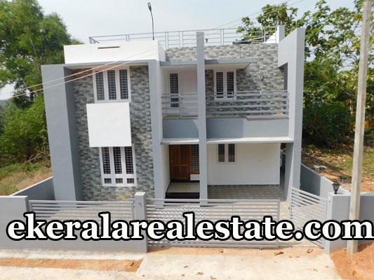 individual villa for sale at Yamuna Nagar Mukkola Near Vazhayila Peroorkada Trivandrum Mukkola real estate properties sale
