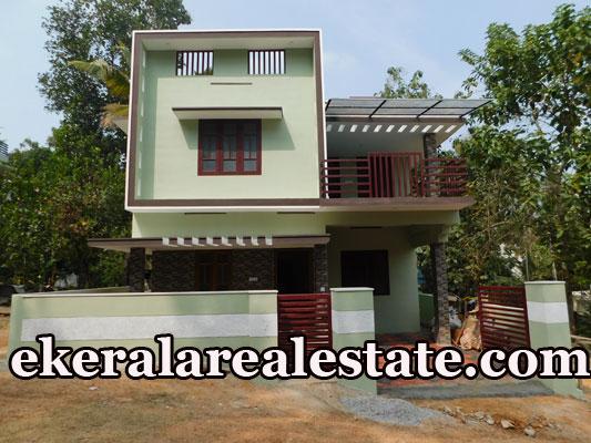 4 Cent land and 3 bhk house for sale at Manikanteswaram Peroorkada Trivandrum real estate kerala