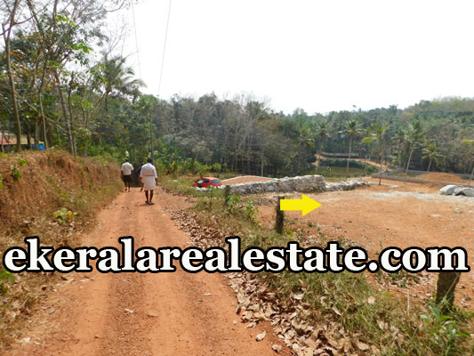9 Cent land plot for sale at Attingal Trivandrum Attingal real estate properties land sale