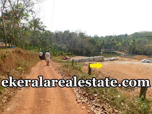 9 Cent land plot for sale at Attingal Trivandrum Attingal real estate properties land sale