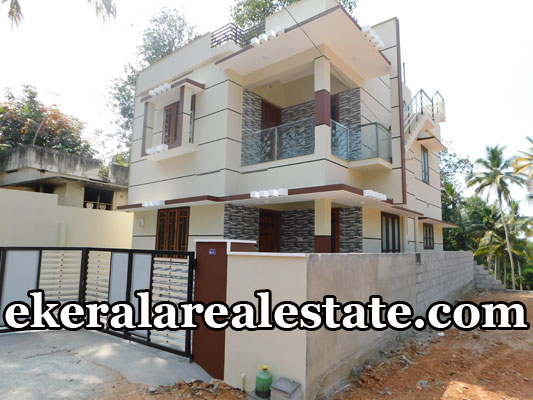 4 cents 1475 Sqft 3 Bhk House Sale at Perukavu Thirumala Trivandrum real estate properties sale