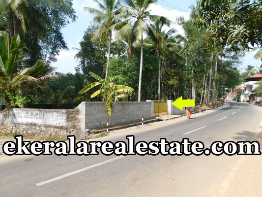 Kattakada Trivandrum land plot for sale at Kattakkada Trivandrum real estate properties sala