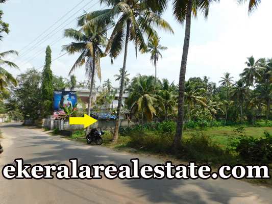 cheap rate land plot for sale at Kaniyapuram Kazhakuttom Trivandrum real estate kerala