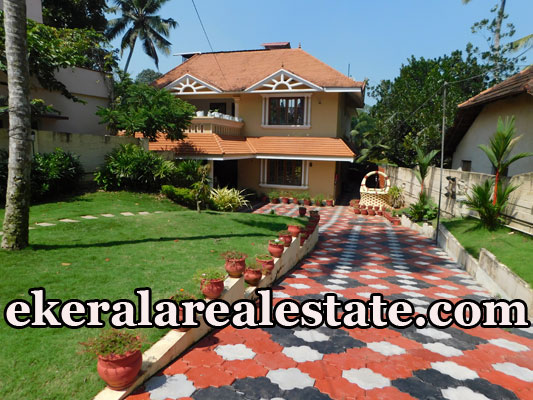 Land and House For Sale at Mukkola Junction Nettayam Vattiyoorkavu Trivandrum real estate properties sale