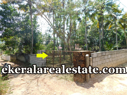 7 lakhs per Cent residential plot for sale at Pullanivila Kariavattom Trivandrum Kariavattom real estate properties sale