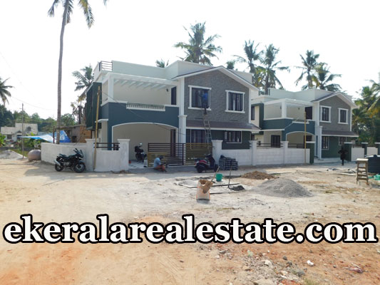 new villa for sale at Chanthavila Kazhakuttom Trivandrum Kazhakuttom real estate properties sale