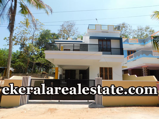 70 lakhs 4 bhk house for sale at Njandoorkonam Sreekariyam Trivandrum Sreekariyam real estate properties sale